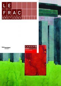 Le Frac Bretagne, une édition de Réseau Canopé, 2016