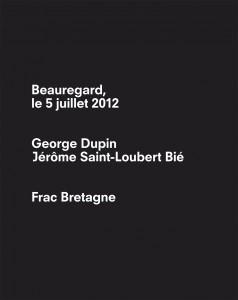 Beauregard, le 5 juillet 2012