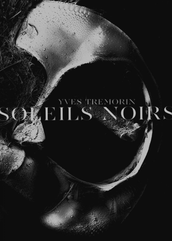 """""""Soleils Noirs"""", Yves Trémorin (couverture)"""