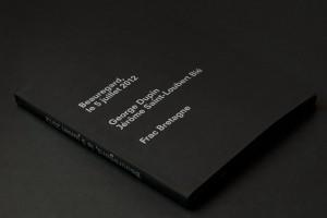 Remise du cadrat d'or pour l'ouvrage, Beauregard, 5 juillet 2012 @ Frac Bretagne | Rennes | Bretagne | France