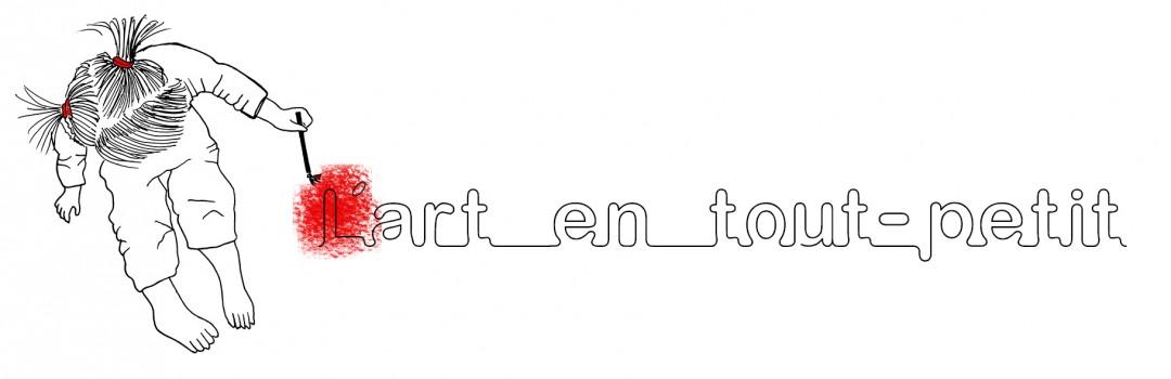 Logo L'art en tout-petit Frac Bretagne 2013