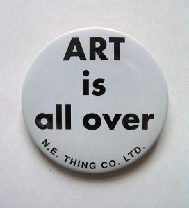 Art is all over @ Galerie Art & Essai, Université Rennes 2 | Rennes | Bretagne | France