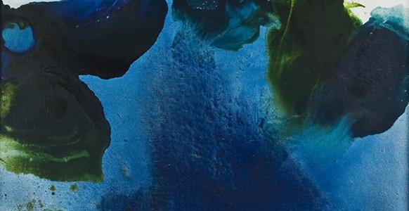 Marcelle Loubchansky, Fleurs d'eau, 1961 © Droits réservés