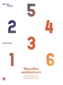 Livre publié à l'occasion d'une exposition au Centre Pompidou sur l'architecture des Frac