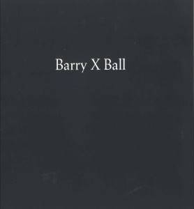 Barry X Ball