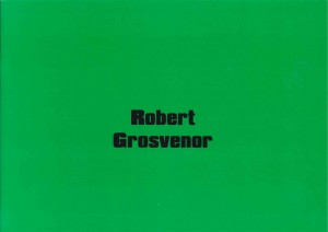 Robert Grosvenor
