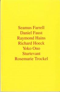 Farrell, Faust,...