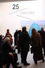 Visite de l'exposition Venez voir, au Triangle, Rennes