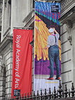 David Hockney : A Bigger Picture à la Royal Academy of Arts, Londres