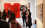 Vernissage de l'exposition Lost in Translation, CIAC, Pont-Aven