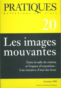 édition_Pratiques : Réflexions sur l'Art, N°20, Automne 2009