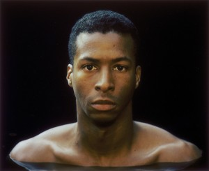 Roland Fischer, Sans titre (Los Angeles Portrait n°34), 1993, Collection Frac Bretagne © ADAGP, Paris. Crédit photo : Édition-Galerie Sollertis