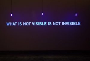 What is not visible is not invisible @ National Museum of Singapore | Eindhoven | Noord-Brabant | Pays-Bas