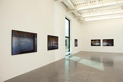 Exposition Mathieu Pernot,