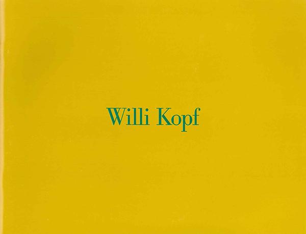 Willi Kopf