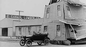 La maison démontable, de Buster Keaton, 1920 - 22' 7-11 ans Production : Lobster Films