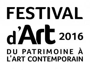 Festival d'art Saint-Briac 2016 logo