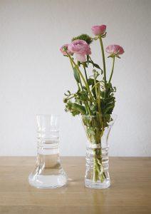 Christelle Familiari, Carafe et vase