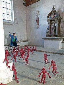 Gabriele Di Matteo @ Chapelle Saint-Adrien   Saint-Barthelemy   Bretagne   France