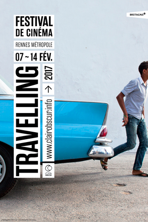 Affiche Travelling 2017