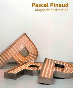 Couverture de Pascal Pinaud - Magnetic Abstraction