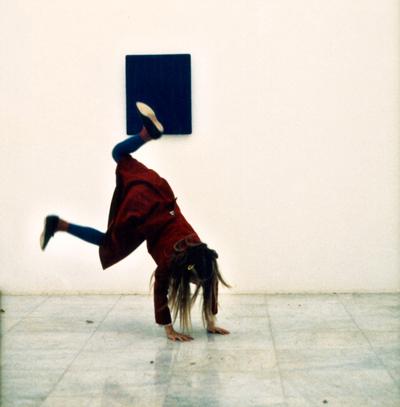 Daan van Golden, Insel Hombroich, 1988 - Collection Frac Bretagne © Daan van Golden