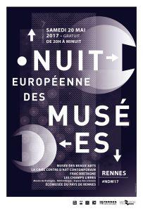 Nuit européenne des musées 2017 @ Frac Bretagne | Rennes | Bretagne | France