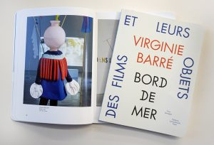 Virginie Barré, édition Bord de mer Des films et leurs objets, 2018