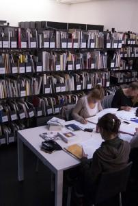 Service Documentation du Frac Bretagne
