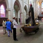 Le 31 août, église de Pontivy
