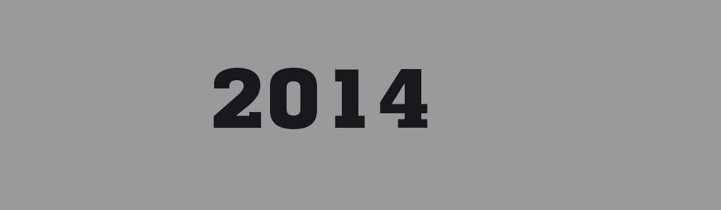 Rubrique Presse 2014, programmation dans les murs du Frac Bretagne