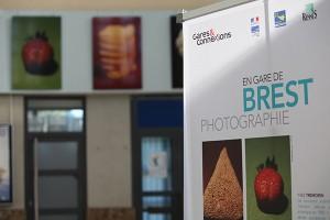 Yves Tremorin, Breiztorythm @ Gare de Brest