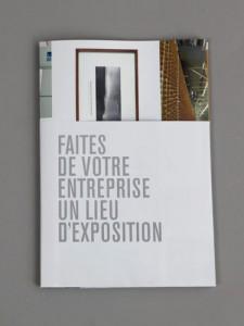 Faites de votre entreprise un lieu d'exposition par les éditions Art Norac en partenariat avec le Frac Bretagne