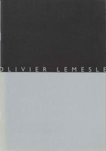 Olivier Lemesle