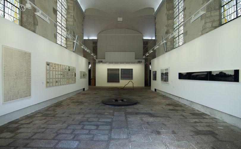 Exposition Paysages Contemporains, Guingamp, Frac Bretagne 2014 © droits réservés