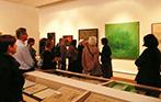 Visite de l'exposition L'aventure de l'art abstrait. Charles Estienne, critique d'art des années 50, musée des Beaux-Arts de Brest