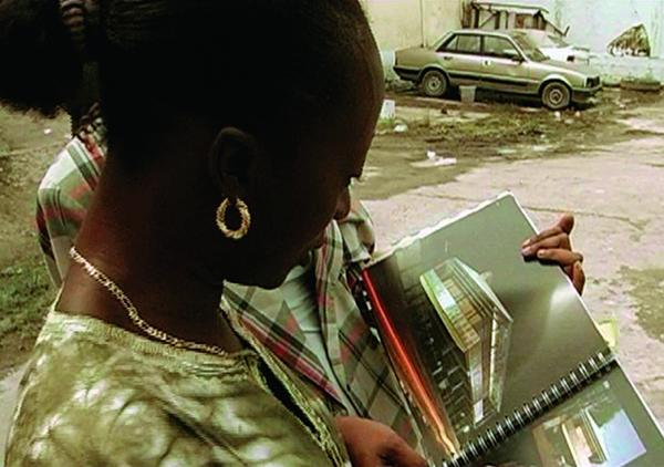 Manthia Diawara 'Maison Tropicale' Video still 2008 Courtesy of Maumaus, Lisbon