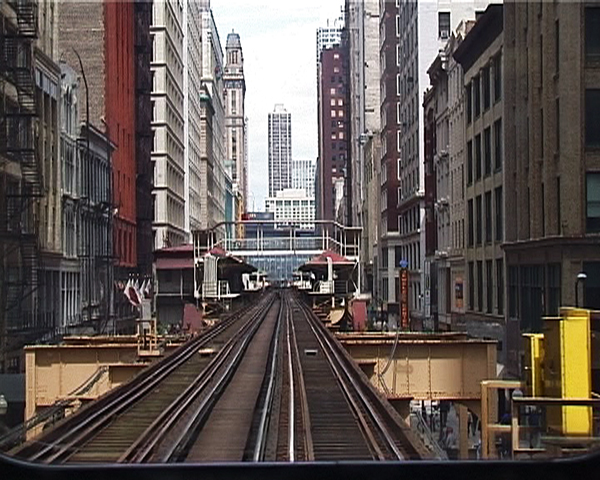 Cédrick Eymenier, Platform #9 Chicago Loop