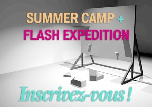 Summer camp 2015 Flash expedition © Joachim Monvoisin