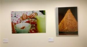 Vu de l'exposition Mets ton grain de sel présentée du 11/06/15 au 01/11/15 à l'ATD Quart Monde
