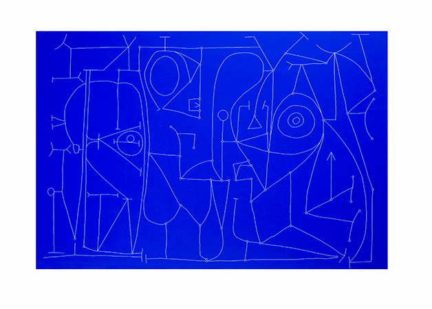 Christophe Cuzin, Mes référents (Pablo Picasso, La cuisine), 2003 Collection Frac Bretagne © ADAGP, Paris 2016. Crédit photo : Hervé Beurel