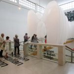 "Les Amis du Frac Bretagne visitent ""TDM 9. W – Women in Italian Design"" (commissaire de l'exposition Silvana Annicchiarico), Milan, Italie, juin 2016"