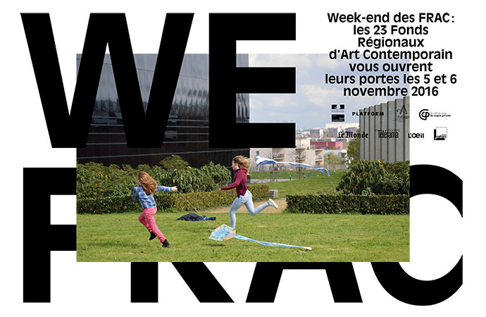 Week-end des Frac, 5 et 6 novembre 2016