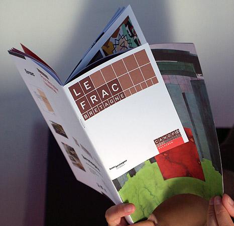 Le Frac Bretagne, Édition Réseau Canopé, collection Éclairer, 2016