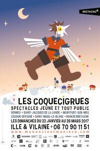 Les coquecigrues au Frac Bretagne @ Auditorium du Frac Bretagne | Rennes | Bretagne | France