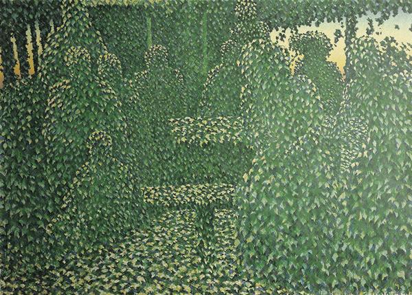 Visuel de l'exposition Pile ou face. Portraits d'une collection : œuvre de Samuel Buri