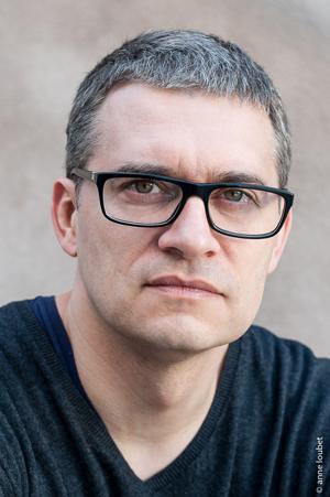 Portrait de Nicolas Tardy - Photo : Anne Loubet