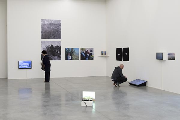 """Invitation Suspended Spaces à l'occasion de l'exposition Marcel Dinahet """"Sous le vent"""" - Crédit photo : Marc Domage"""