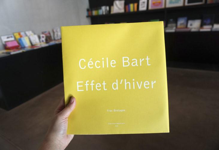 Cécile Bart Effet d'hiver