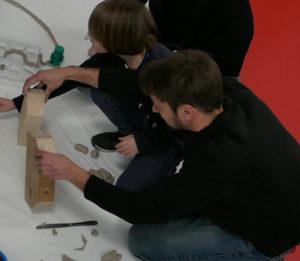 Atelier en famille Cabinet de bizarrerie architecturale N°1